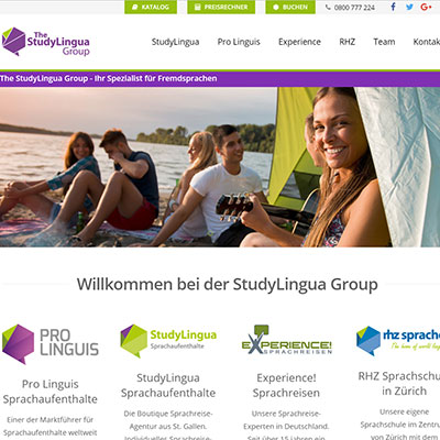 StudyLingua Group