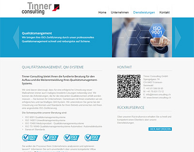 Tinner Consulting GmbH